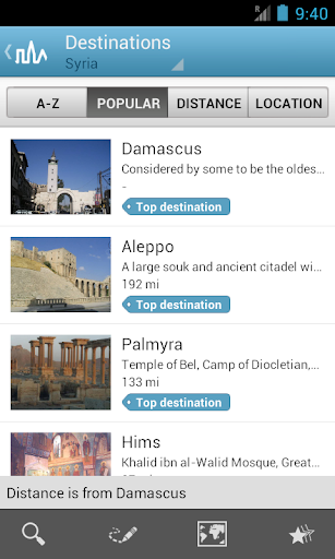 Syria Travel Guide by Triposo