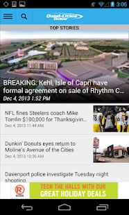 The Dispatch-Rock Island Argus - screenshot thumbnail