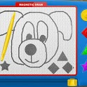 Coloring games icon