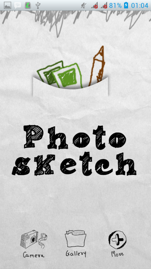 Photo Sketch Pro - screenshot