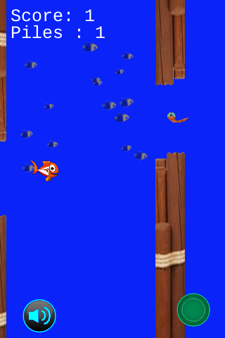 Floppy Fish Fun - screenshot