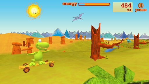 Dopey Dinosaur and the Meteors  screenshots 5
