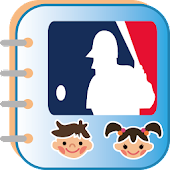 Baseball(MLB) coloring book