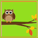 Baby Owls Live Wallpaper icon