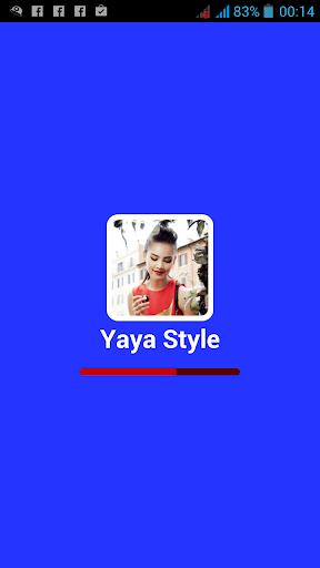 รูปภาพ ญาญ่า yayastyle