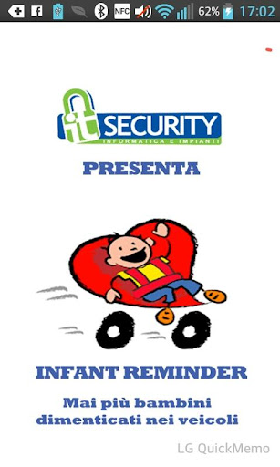 Infant Reminder