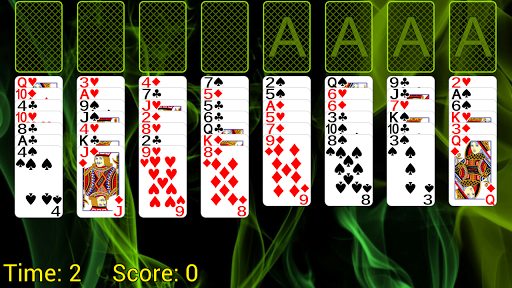 Freecell Solitaire  captures d'écran 2