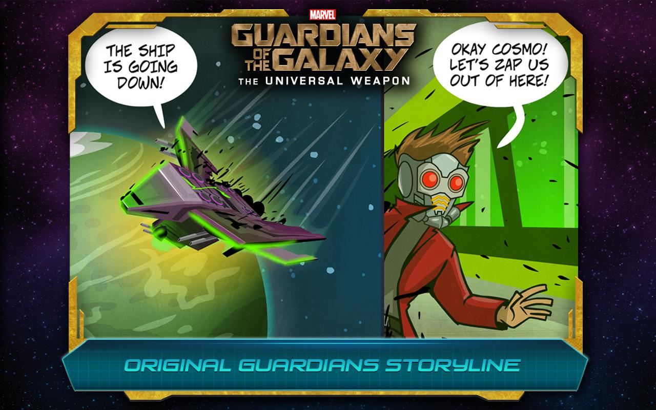 Guardians of the Galaxy: TUW screenshot #3