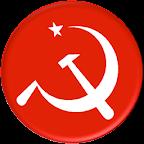 campaign button - CPI(M)