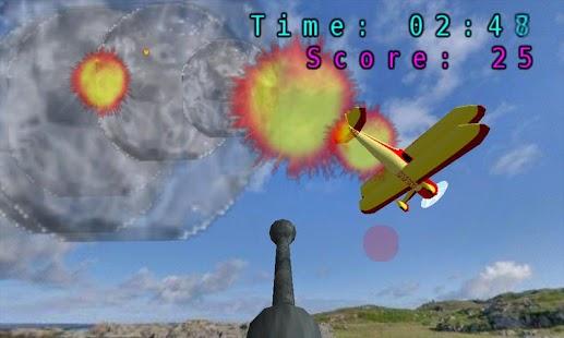 Leo's Gun Defender: miniatura de captura de pantalla