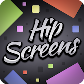 Hip Screens: icon & wallpaper