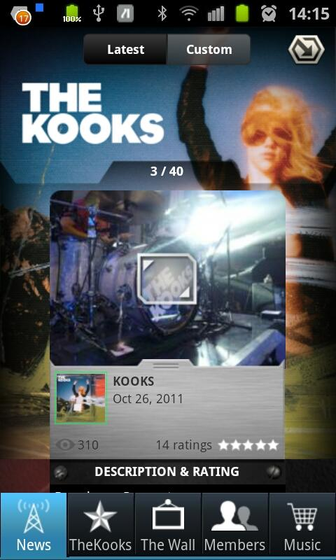 The Kooks - screenshot