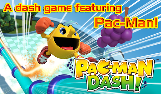 PAC-MAN DASH! Screenshot 1