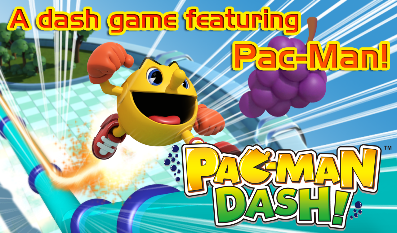 PAC-MAN DASH! - screenshot