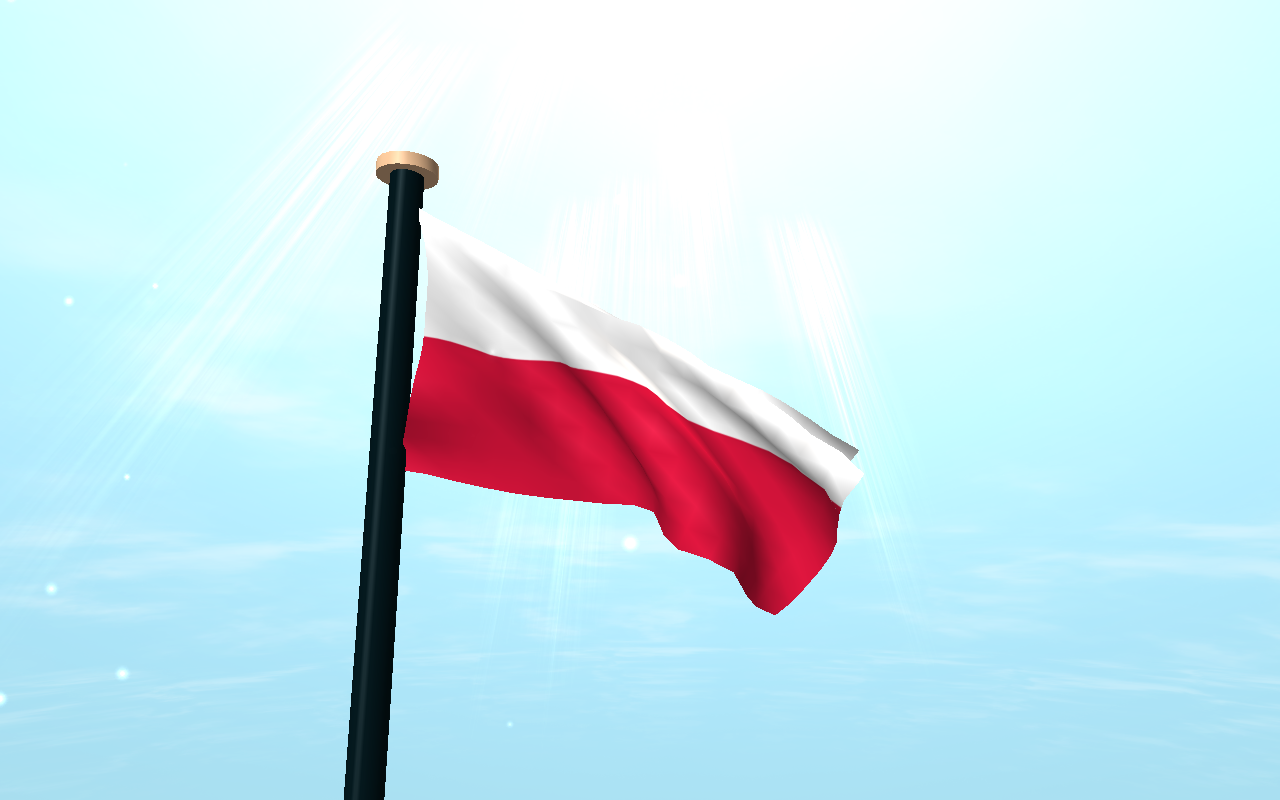 poland flag 3d free wallpaper android apps on google play