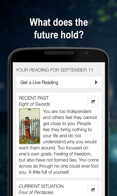 Horoscopes & Tarot – (Android Apps) — AppAgg