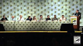 Arrow: 2014 Comic-Con Panel