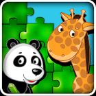 儿童益智游戏动物 icon