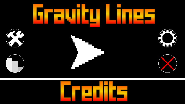 Gravity Lines - Lite- screenshot