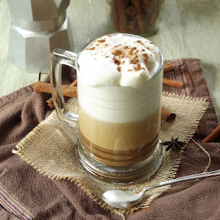 Coffee Masala Latte.