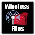 Wireless Files logo