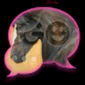 GO SMS - Wild Horses