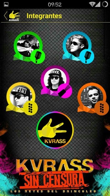 #6. Grupo Kvrass (Android)