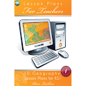 Geography Lesson Plans for KS1 logo