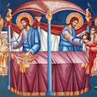 Divine Liturgy icon