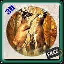 Deer jurassic hunting-archer mobile app icon