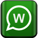 status message for whatsapp icon