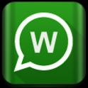 status message for whatsapp icon