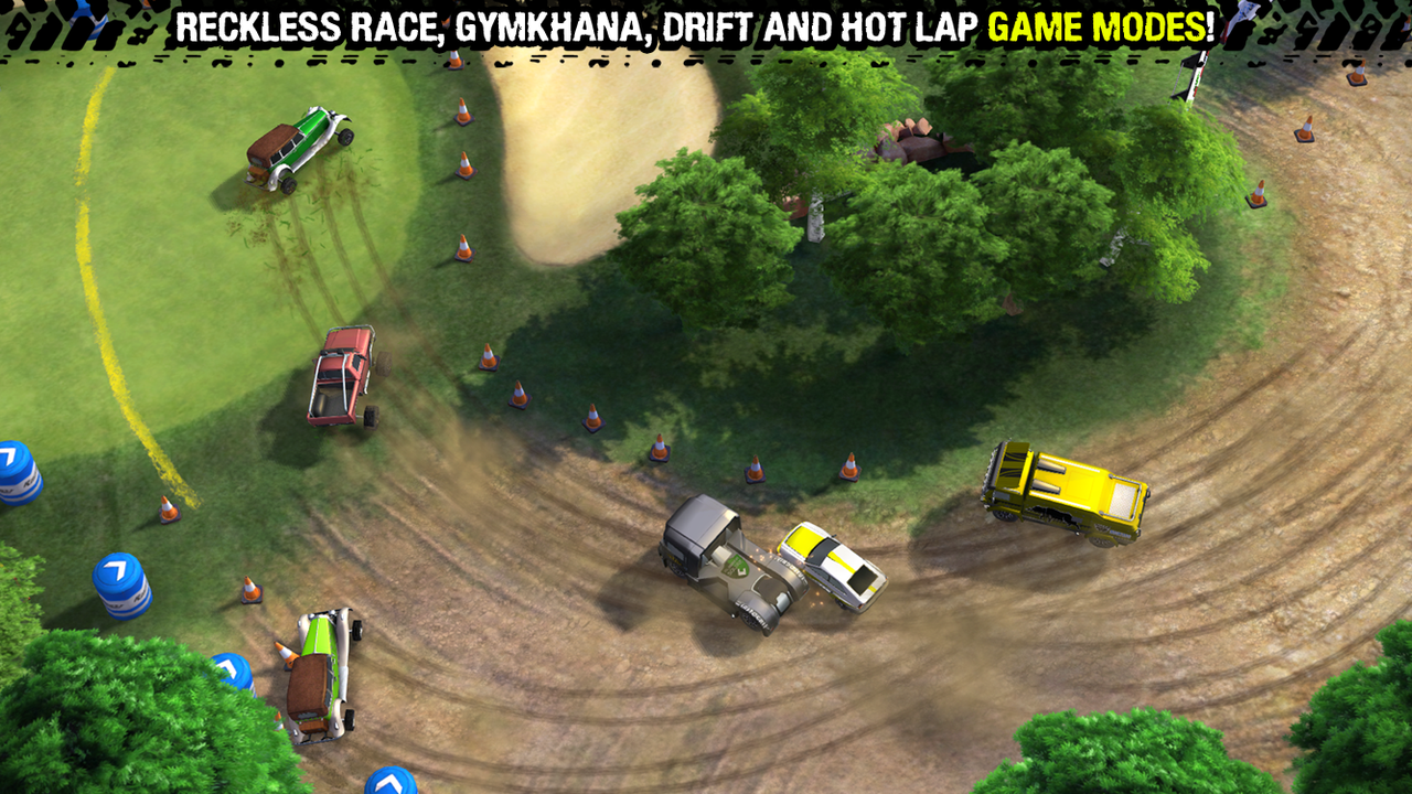 Reckless Racing 3 - screenshot