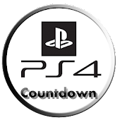PS4 Countdown Widget