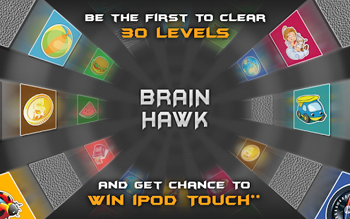 Brain Hawk TOP FREE BRAIN GAME - screenshot thumbnail