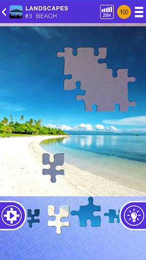 100 PICS Puzzles ジグソーパズル