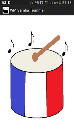 Samba Drum Brazil 2014