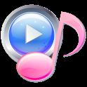 高音質メロディプレイヤー(着メロ着信音用) icon