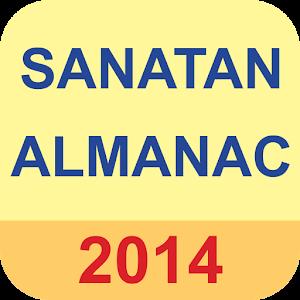 English Sanatan Almanac 2014 for Android
