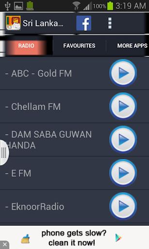 Sri Lanka Radio News