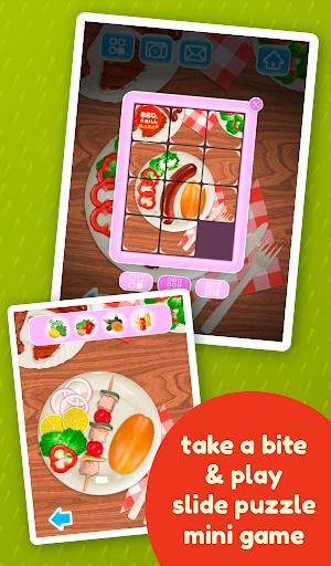 BBQ Grill Maker - Cooking Game  screenshots 17