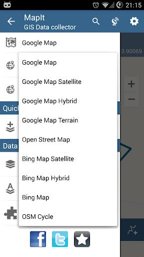 Mapit GIS - Map Data Collector & Measurements 6.9.2Core screenshots 4
