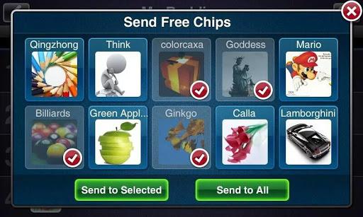Texas HoldEm Poker Deluxe 1.8.0 screenshots 11