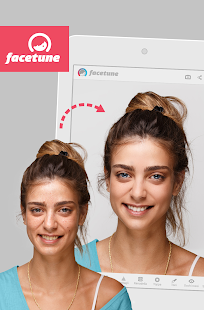 Facetune- miniatura screenshot