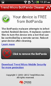 BotPanda Cleaner screenshot 1