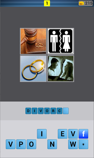 Guess that word - Trivia game