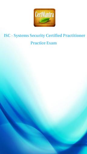 ISC SSCP Exam Prep