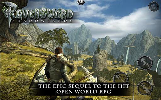 Ravensword: Shadowlands 3d RPG  screenshots 2
