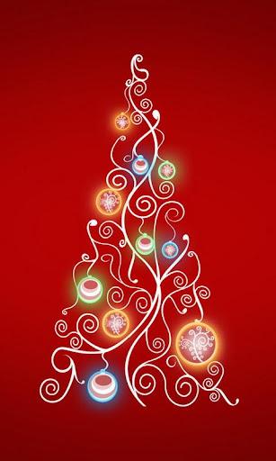 Cool Christmas Tree wallpaper