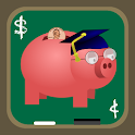 Professor Piggy Bank (Coins) icon
